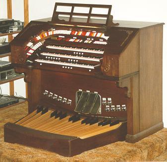 Rodgers custom century 340 theatre organ for Classic house organ sound